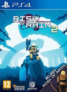 Risk of Rain 2 inclus Risk of Rain 1 pour PS4