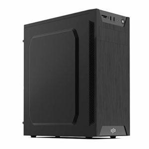 Sedatech PC Gamer Casual AMD Ryzen 5 2400G 4X 3.6Ghz, Radeon RXVega 11, 8Go RAM DDR4, 240Go SSD, 1To HDD, WiFi, sans OS