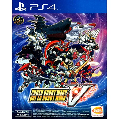 Super Robot Wars V (English Subs) for PlayStation 4