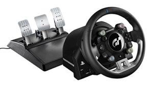 Thrustmaster T-GT volant simulateur de course absolu pour Gran Turismo Sport compatible PC / PS4, 4160664
