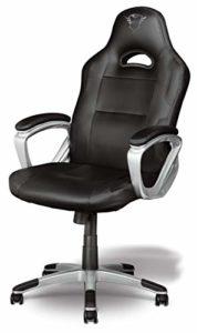 Trust Gaming GXT 705 Chaise Bureau Gamer – Noir