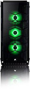 VIBOX Venom GL780T-30 PC Gamer Ordinateur avec Jeu Bundle, Win 10, 28″ 4K Écran (4,7GHz Intel i7 6-Core, 2x Dual SLI Gigabyte GeForce GTX 1080 Ti Cartes Graphiques, 32GB DDR4 RAM, 480GB SSD, 4TB HDD)