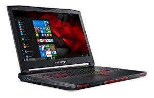 Acer Predator 17 GX-792-76DL Gaming Notebook 17.3 Zoll Full HD i7-7820HK 16GB 512GB SSD + 1TB HDD GT – N/A