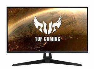 ASUS TUF Gaming VG289Q1A – Ecran PC Gamer eSport 28″ 4K – Dalle IPS – 16:9 – 3840×2160 – 350cd/m² – Display Port & 2x HDMI – Haut-parleurs – AMD FreeSync – HDR 10 – 90% DCI-P3