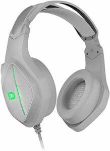 VSander Big Casque Micro avec La Lumière Écouteurs Stéréo 7.1 Gaming Casques D'écoute Deep Bass for Pc Gamer Ordinateur Tablet for PS4 X-Box