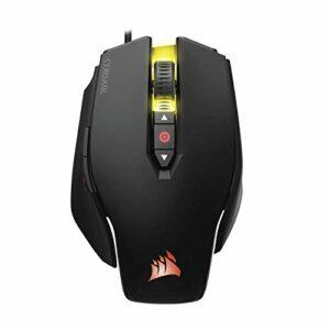 Corsair Gaming M65Pro RGB FPS Gaming–Souris (USB, Jeu, Pressed Buttons, Roue, Optique, PC)