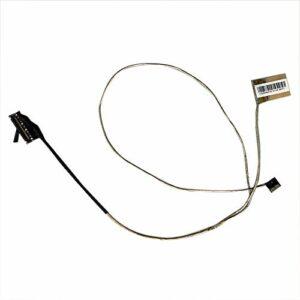 Gintai Câble d'écran LCD LVDS pour écran vidéo EDV de rechange pour MSI MS16PX MS-16P5 Leopard GP63 Gaming 30 broches