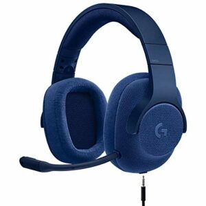 Hancoc Gaming Headset For For PS4, PC, Xbox One, Isolation Du Bruit Ambiant Casque Tour D'oreille Avec Micro, LED, Casque Gaming, Basse Surround, Mémoire Douce For Ordinateur Portable Mac Earmuffs Nin