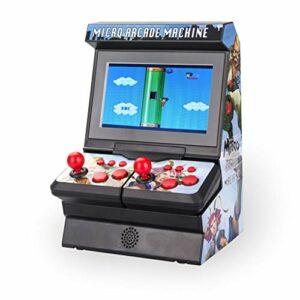 Lorsoul dans 1 300 Retro Arcade 8 Bit Gaming Console 2 sans Fil Manette Gamepad Portable Mini Famicom