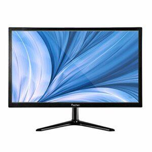 Prechen 24 Pouces Ecran PC, Moniteur PC 1920 x 1200 avec Interface HDMI/DP/USB, IPS Moniteur 60 Hz, Temps de Réponse de 5 ms, Luminosité 250 CD/m², Gaming Moniteur pour PS3 / PS4 / X-Box