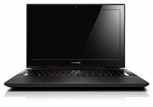 Lenovo Ideapad Y50-70 Ordinateur portable Gamer 15″ Noir Métal (Intel Core i5, Disque dur 500 Go + 8 Go de SSD, 4 Go de RAM, Nvidia Geforce GTX 860M, Windows 8.1)