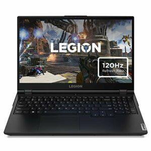 Lenovo Legion 5 15ARH05H PC Portable Gaming 15.6» Full HD Noir (AMD Ryzen 5, RAM 16Go, SSD 512Go, NVIDIA GeForce GTX 1660 Ti, Windows 10 Famille) – Clavier AZERTY (français)