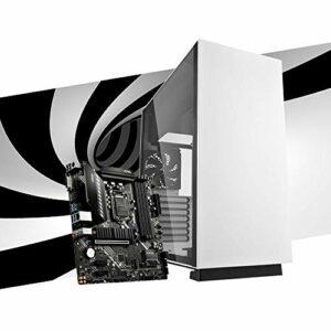 Mak Steel – PC Gaming Desktop Intel I5 10400F, Gtx 1660 TI 6 Go, SSD Nvme 250 Go + HDD 2 To, RAM 16 Go (2 x 8) 3200 MHz, ordinateur de gaming, Windows 10 Pro