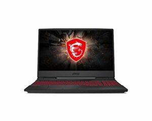 msi Gaming GL65 10SER-468XES Leopard Noir – 15,6″ – Intel Core i7-10xxx – 16 Go – 1000 Go SSD – NVIDI