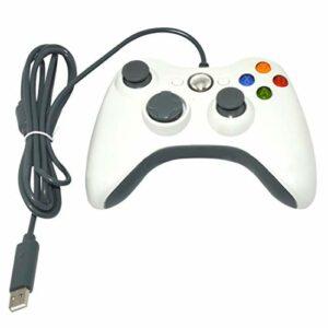 Vitorhytech Manette de Jeu Filaire USB sans Fil pour PC Gamer Android Smart TV Box pour PC/téléphones Android, tablettes, TV Box