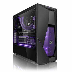 Megaport Gaming PC Intel Core i9 10900K 10x 3.70-5.30GHz • Nvidia GeForce RTX 3070 8Go • 1To M.2 SSD • 32Go DDR4 3200 • 2To HDD • Windows 10 • WiFi • USB3.0 Unité Centrale Ordinateur de Bureau