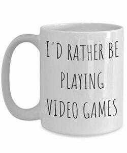 NA Tasse à café de Jeu vidéo pour Joueur