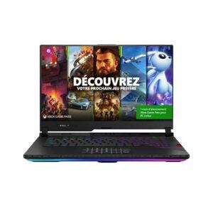 Asus ROG Strix PC Portable G533QR-HF009T PC Portable; Republic of Gamers; Gaming; G533QR; Rog Strix Scar 15