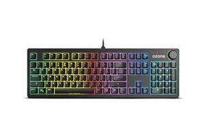 Clavier Gaming Strikeback RGB Layout ES