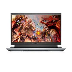 Dell G15 Ryzen Edition 5515 AMD Ryzen 7 5800H Portable Gamer 15,6″ Full HD 120Hz Grey 16Go de RAM SSD 512 Go NVIDIA GeForce RTX 3060 6Go GDDR6 Windows 10 Home Clavier AZERTY Français rétroéclairé