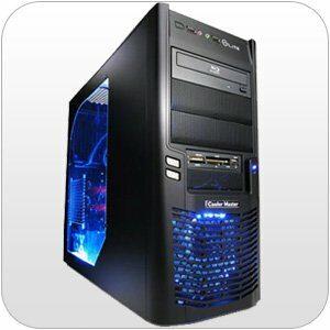 Vibox Fusion 6 PC Gamer Ordinateur avec 2 Jeux Gratuits, Windows 10 OS (3,7GHz AMD Ryzen Quad-Core Processeur, Nvidia GeForce GTX 1050 Ti Carte Graphique, 16GB DDR4 3000MHz RAM, 2TB HDD)
