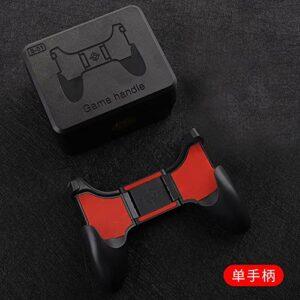 ZNYD PUBG Mobile Controller Jeu Manette de Jeu de tir Bouton Gratuit Fold Gamepad Joystick for Mobile Android Phone Gaming Handle (Color : with Box)