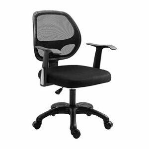 Chaise de bureau ergonomique avec hauteur réglable pour ordinateur, chaise de jeu vidéo pour salle de conférence
