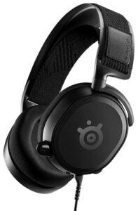 SteelSeries Arctis Prime – Casque gaming de compétition – Haut-parleurs audio haute fidélité – Pour PC et consoles – Noir