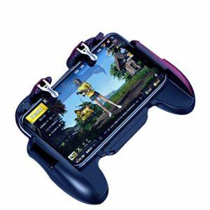 Téléphone Portable Gaming Controller Gamepad Support Support réglable Portable Manette de Jeu Trigger
