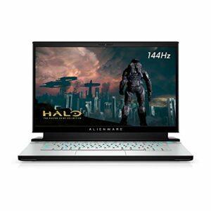 Alienware M15 R4 Intel Core i7-10870H Portable Gamer 15,6″ Full HD Lunar Light 144Hz 16Go de RAM SSD 512 Go NVIDIA GeForce RTX 3060 6Go GDDR6 + 16 Go DDR4 Windows 10 Home Clavier AZERTY Français