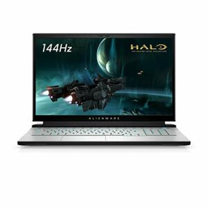 Alienware M17 R4 Intel Core i7-10870H Portable Gamer 17,3″ Full HD Lunar Light 144Hz 16Go de RAM SSD 1To NVIDIA GeForce RTX 3060 6Go GDDR6 Windows 10 Home Clavier AZERTY Français