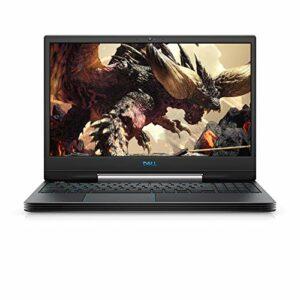Dell Inspiron G5 15-5590 PC Portable Gamer 15,6″ Full HD Noir (Intel Core i5, 8 Go de RAM, Disque Dur 1To + SSD 256Go, NVIDIA GTX 1050Ti 4Go, Windows 10 Home) Clavier AZERTY Français [Ancien Modèle]