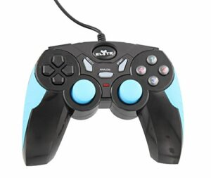 Tnb – TNB Manette Gaming Filaire Renegade – Noir/Bleu