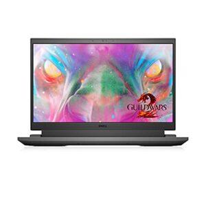 Dell Gaming G15 5510, 15.6-inch FHD Non-Touch Laptop – Intel Core i5-10500H, 8GB DDR4 RAM, 256GB SSD, NVIDIA GeForce GTX 1650 4GB GDDR6, Windows 10 Home – Dark Shadow Grey