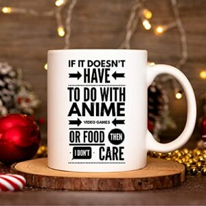 NA Mug Anime Mug Jeu Vidéo Cadeaux Anime Cadeaux Jeu Vidéo Mug Gaming Cadeau Gaming Mugs Café Anime Mugs Jeu Vidéo Anime et Jeux Vidéo